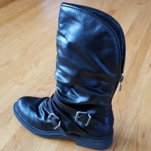 Blowfish women's black boots size 7.5